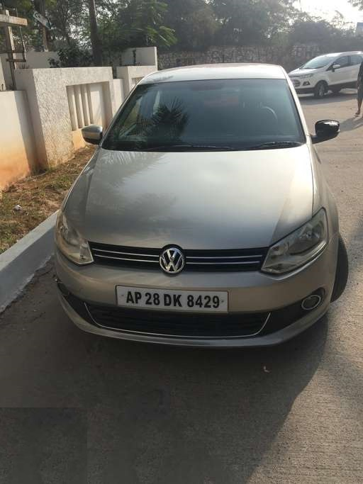 Volkswagen Vento 2011 Hyderabad Puranicar Com