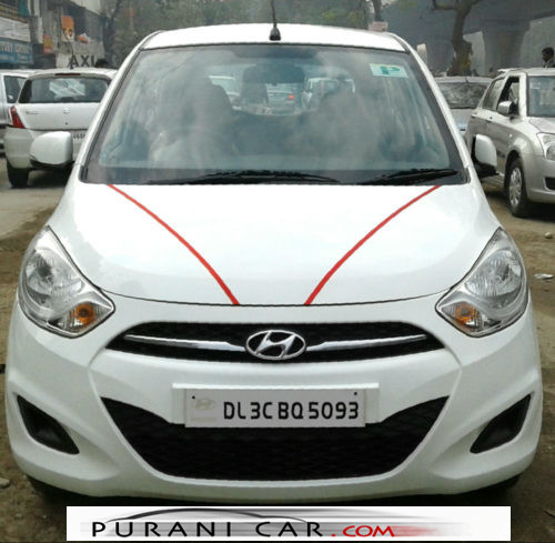 Hyundai I10 2013 Magna Delhi Puranicar Com