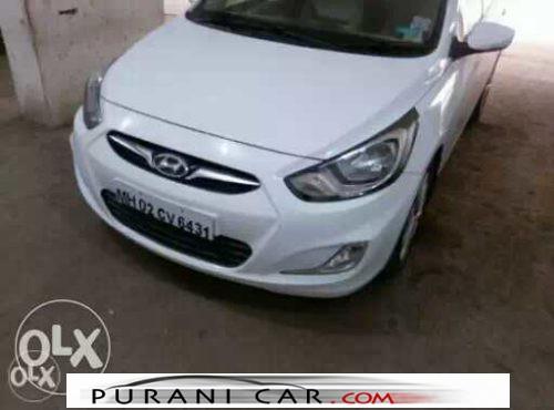 Hyundai Verna Fluidic Sx Vtvt 1 6 Petrol Maharashtra