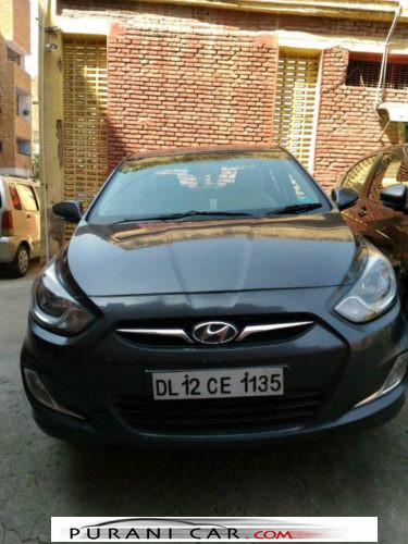 Hyundai Verna Fluidic 2012 Model Vtvt Petrol Delhi Ncr