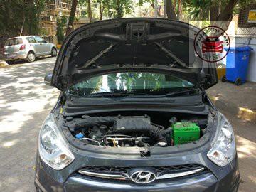 automatic hyundai i10 with sunroof