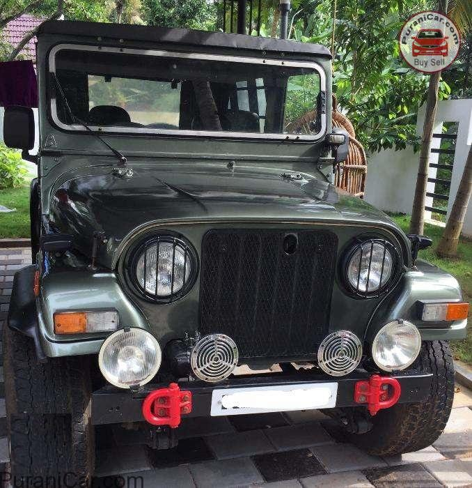 Mahindra Thar Model 1987