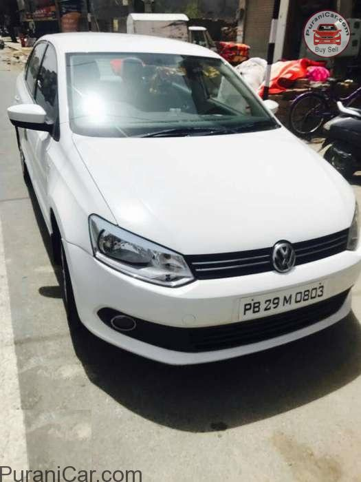 Volkswagen Vento | Patiala - PuraniCar.com