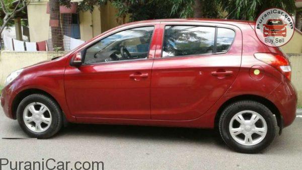 Hyundai I20 Sportz | Chennai - PuraniCar com