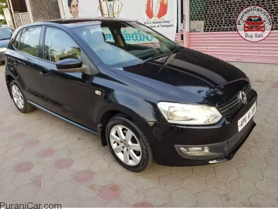 Volkswagen Polo Highline Hyderabad Puranicar Com